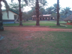 SMA Formation House compound in Bangui-Bimbo, CAR